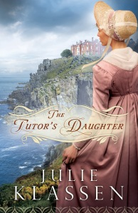 Cover of The Tutor's Daughter by Julie Klassen